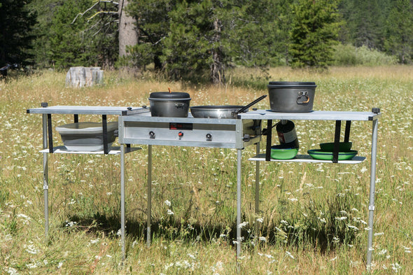 TRAIL KITCHENS The TK Stove System