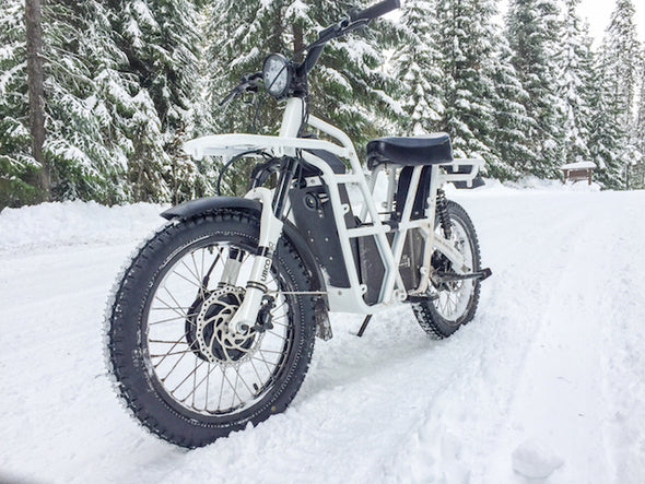 UBCO 2x2 Electric Adventure Bike: Off-Road Only Model