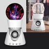 Magic Plasma Ball With Bluetooth Speaker