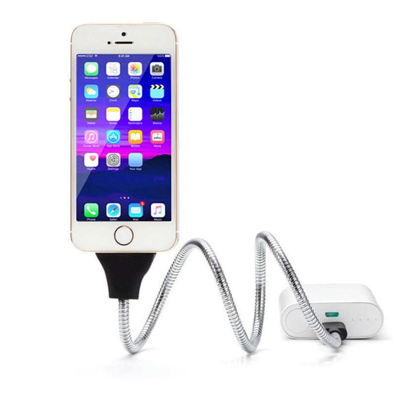 Smartphone Standing Flexi-Charger