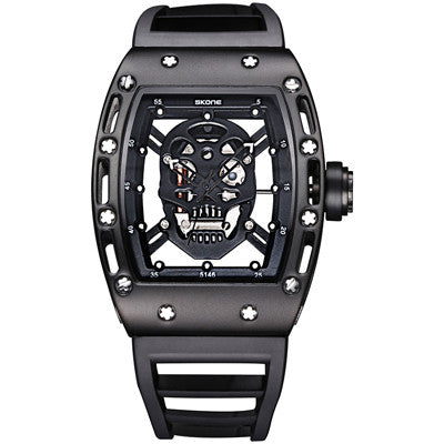 Waterproof Pirate Skull Watch