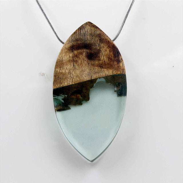 Brand New Resin Necklace - Limited Supply Available