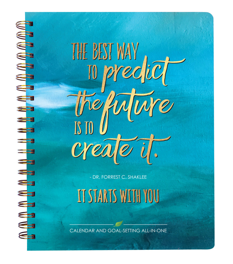 2018 Inspired Year Planner for Shaklee - Classic Cover