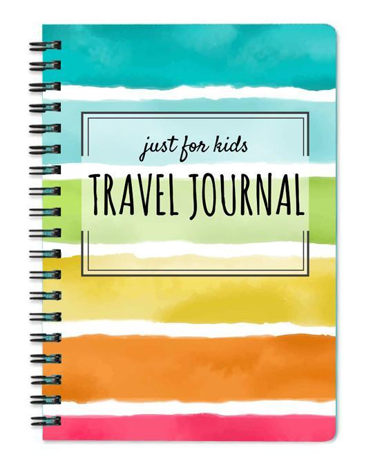 Kid's Travel Journal - Small
