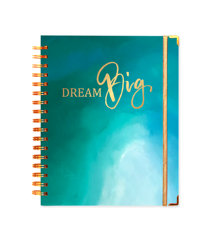 2020 Inspired Year Planner | Small - Dream Big