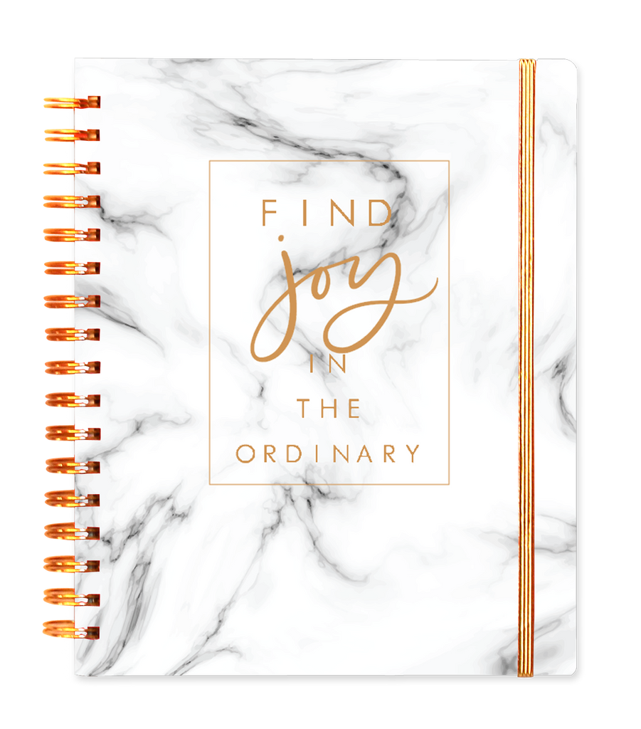 2020 Inspired Year Planner | Joy in the Ordinary