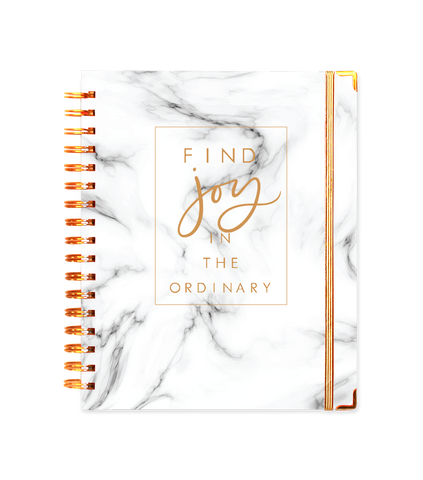 2020 Inspired Year Planner | Small - Joy in the Ordinary