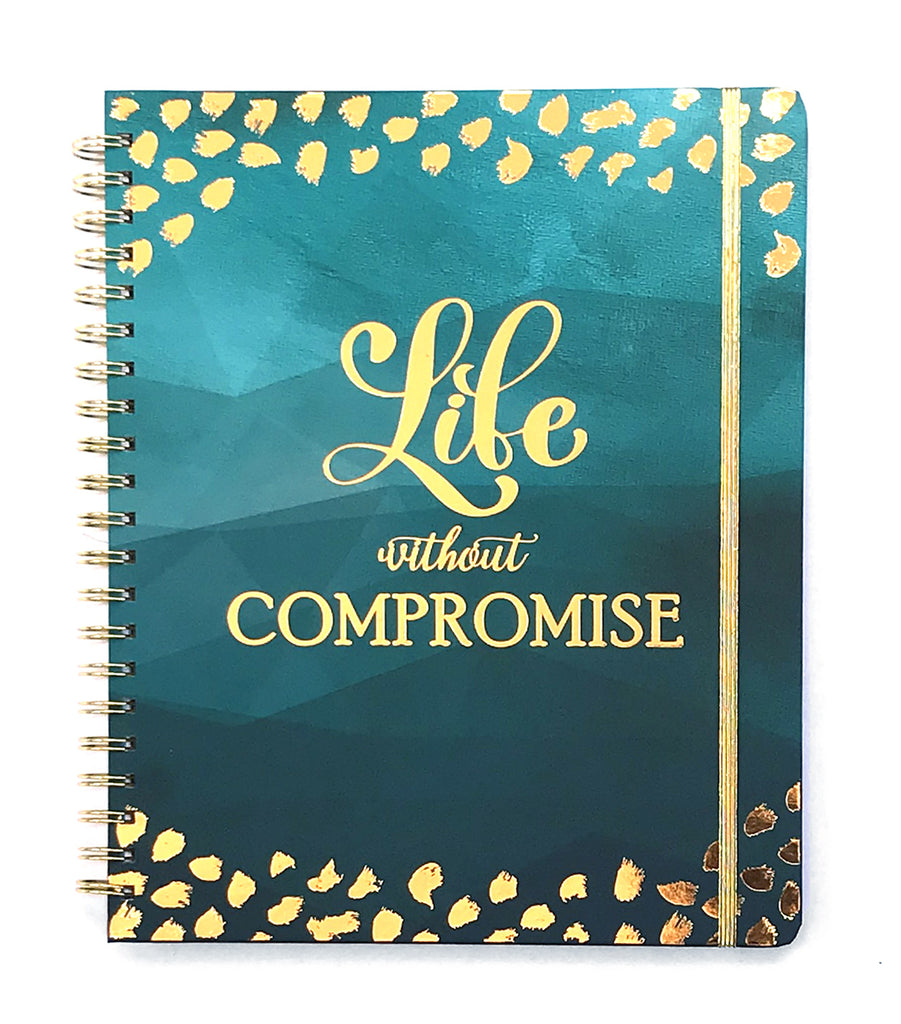 2019 Inspired Year Planner | Large Hardcover - Shaklee