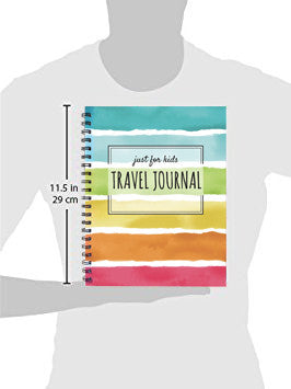 Kid's Travel Journal - Large