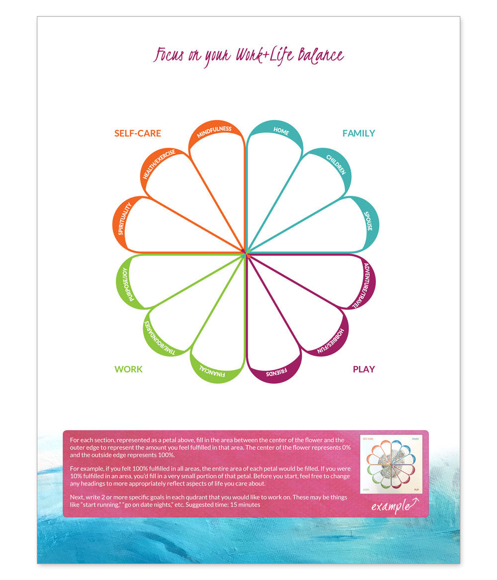 Inspired Year Goal-Setting Workbook: 2017 Edition – One Love Paper Co.