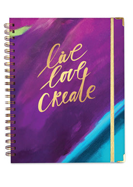 Live Love Create - 2019 Inspired Year Planner