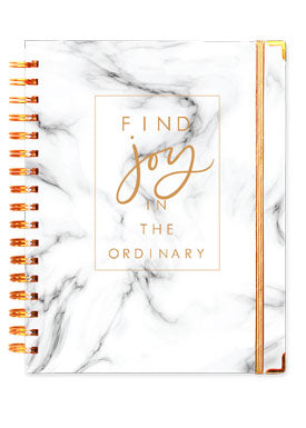 Joy in the Ordinary - 2020 Inspired Year Planner