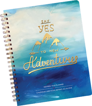 Say Yes to New Adventure