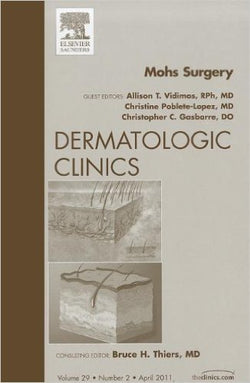 Dermatologic Clinics [Used - Like-New] - Millennia Goods