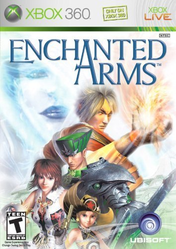 Enchanted Arms XBOX 360 [Used - Very Good] - Millennia Goods
