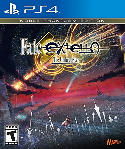 Fate/EXTELLA: The Umbral Star - Noble Phantasm Edition - PS4 - Millennia Goods