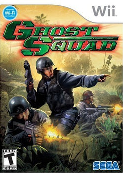 Ghost Squad Wii [Used - Like-New] - Millennia Goods