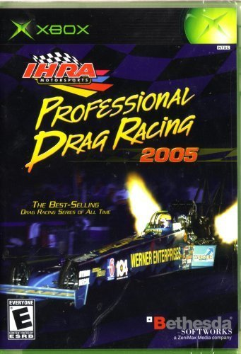 IHRA Professional Drag Racing 2005 XBOX - Millennia Goods