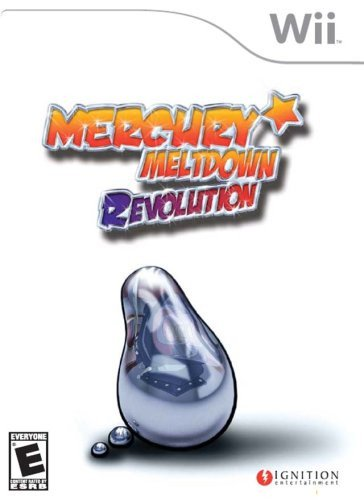 Mercury Meldown Revolution Wii [Used - Like-New] - Millennia Goods