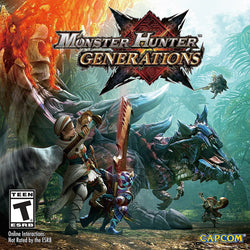 Monster Hunter Generations 3DS - Millennia Goods