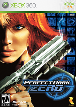 Perfect Dark Zero XBOX 360 [Used - Like-New] - Millennia Goods