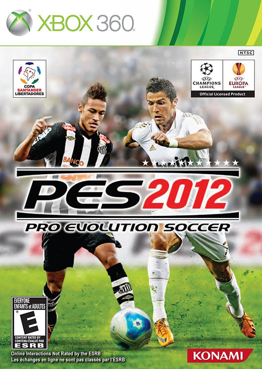 Pro Evolution Soccer 2012 XBOX 360 [Used - Like-New] - Millennia Goods