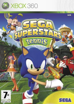 Sega Superstars Tennis & Live Arcade Compilation XBOX 360 [Used - Like-New] - Millennia Goods