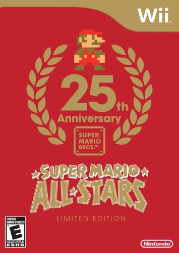 Super Mario All Stars 25th Anniversary Limited Edition - Wii - Millennia Goods