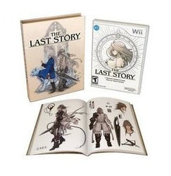 The Last Story Limited Edition - Wii - Millennia Goods
