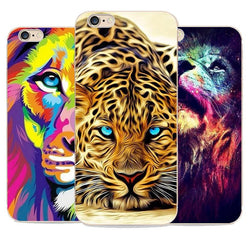 Cheetah, Lion, Tiger Case