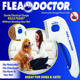 Electric Flea & Tick Comb For Cats Dogs