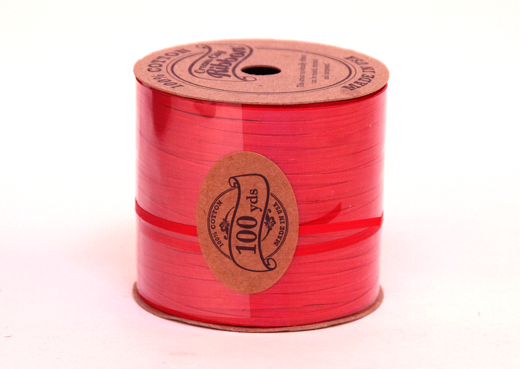 Eco Flat String-Red