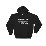 "Hoodie - ""May Contain Traces of Rats"""