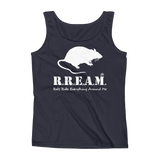"R.R.E.A.M. ""Rats Rule Everything Around Me"" Ladies' Tank"