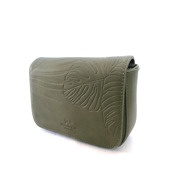 Reign Military Green Belt Bag