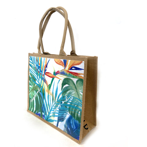 Bird of Paradise Tote