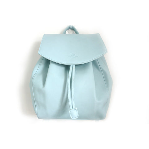Icy Blue Backpack