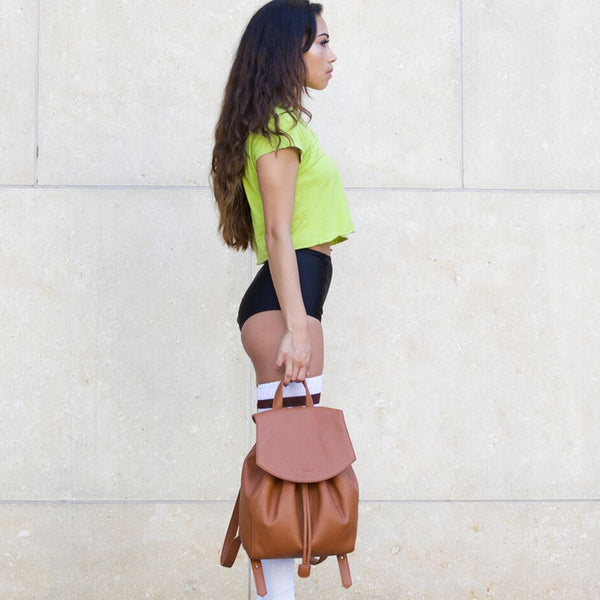 Caramel Backpack