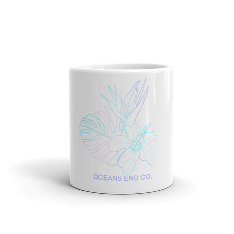 Hawaii Love Mug