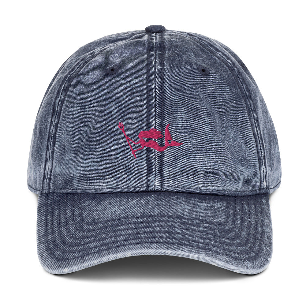 Signature Mermaid Dad hat