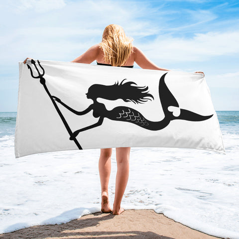Signature Mermaid Towel