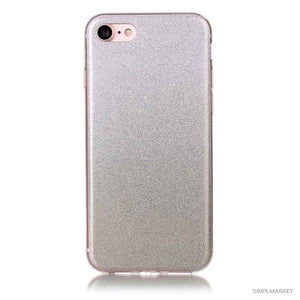 Marble Cover Case For iPhone • 32 Colors-itsSOYU-Shining Silver-For iPod touch 5 6-SOYU-itsSOYU-add to cart-shop