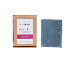 Charcoal Beauty Bar