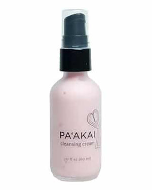 Pa'akai Cleansing Cream (and Mask)