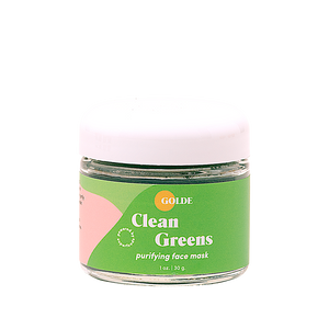 Clean Greens Face Mask - True Beauty Collective