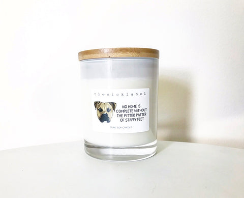 DOG RESCUE CANDLES MEDIUM