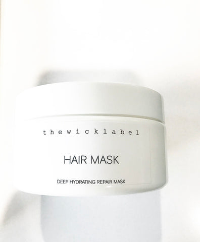 DEEP HYDRATING HAIR MASK