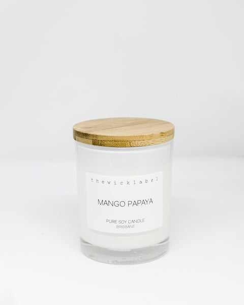 MEDIUM SOY CANDLES