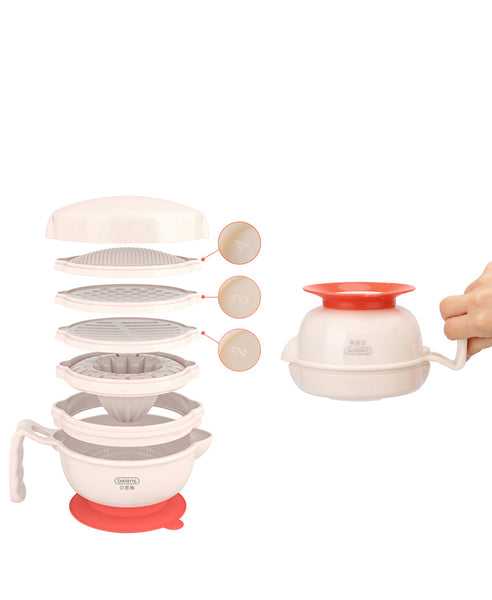 Mash and Serve Bowl Set of 9pcs