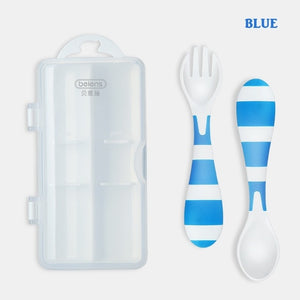 Portable Fork and Spoon set